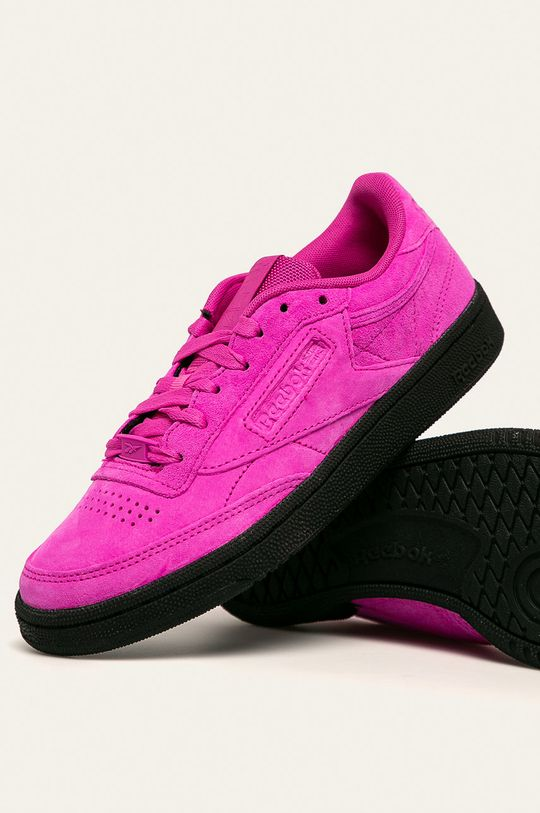 roz ascutit Reebok Classic - Ghete de piele Club C