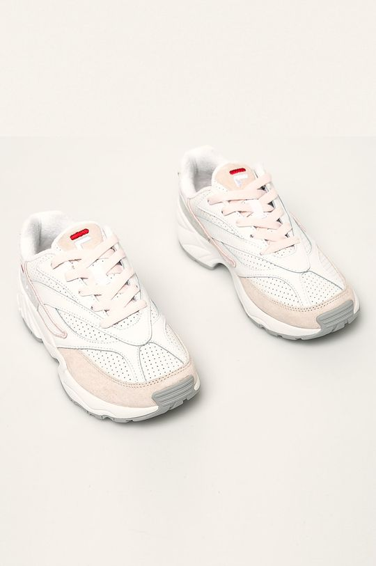 Fila - Buty skórzane V94M biały
