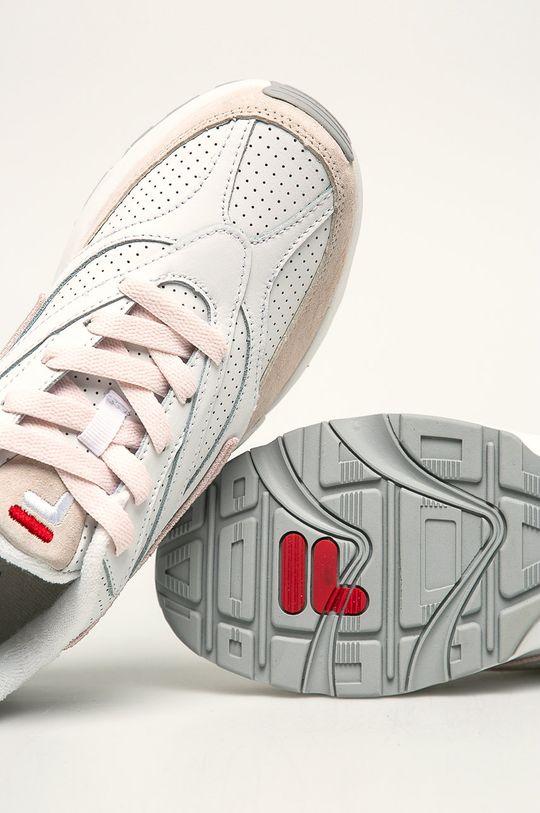biały Fila - Buty skórzane V94M
