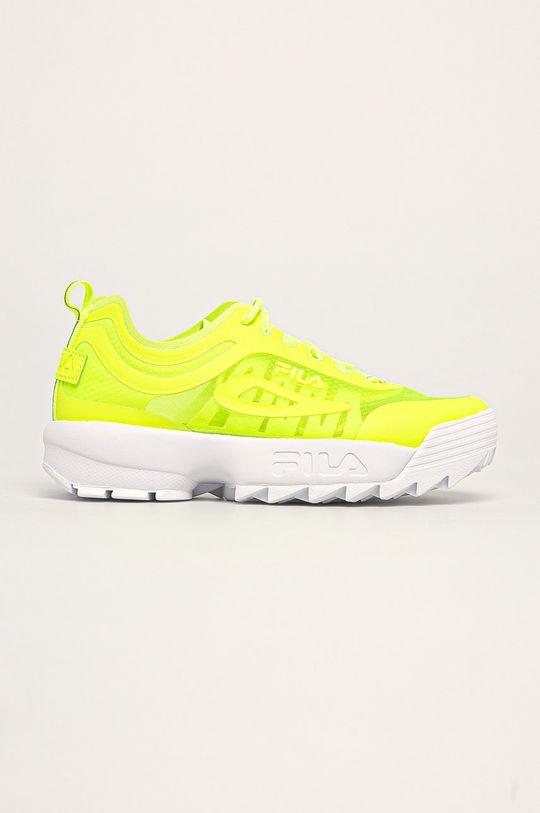 galben Fila - Pantofi Disruptor Run De femei