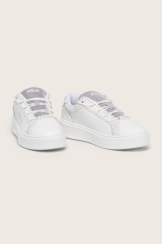 Fila - Pantofi Overstate x Aversario low alb