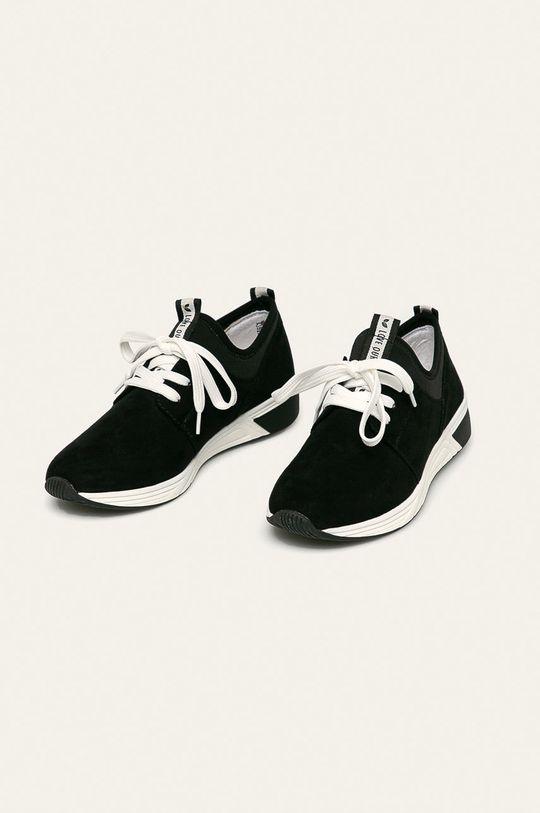 Marco Tozzi - Topánky čierna