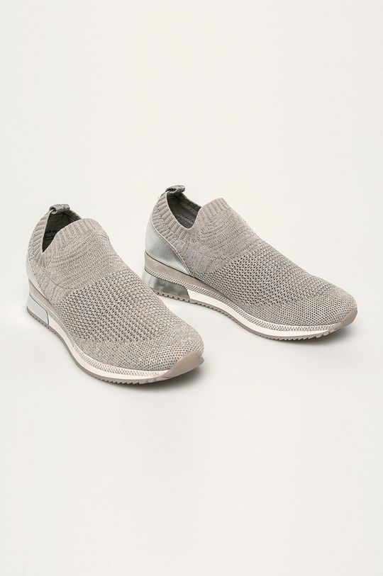Marco Tozzi - Topánky svetlosivá