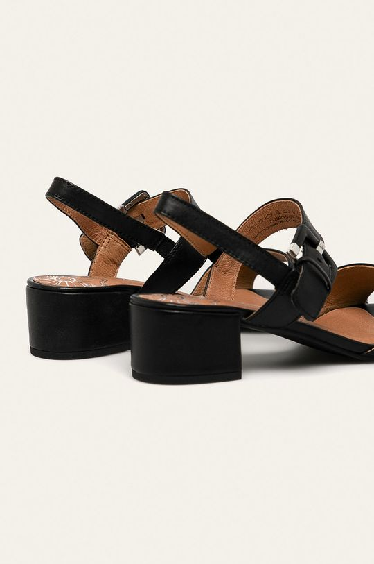 Marco Tozzi - Sandale de piele Gamba: Piele naturala Interiorul: Material sintetic, Piele naturala Talpa: Material sintetic