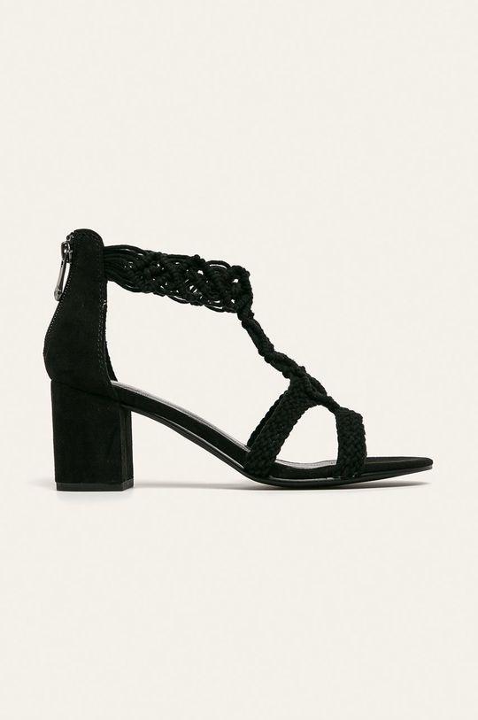 negru Marco Tozzi - Sandale De femei