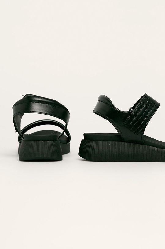 Marco Tozzi - Кожени сандали  Горна част: Естествена кожа Вътрешна част: Синтетичен материал Подметка: Синтетичен материал