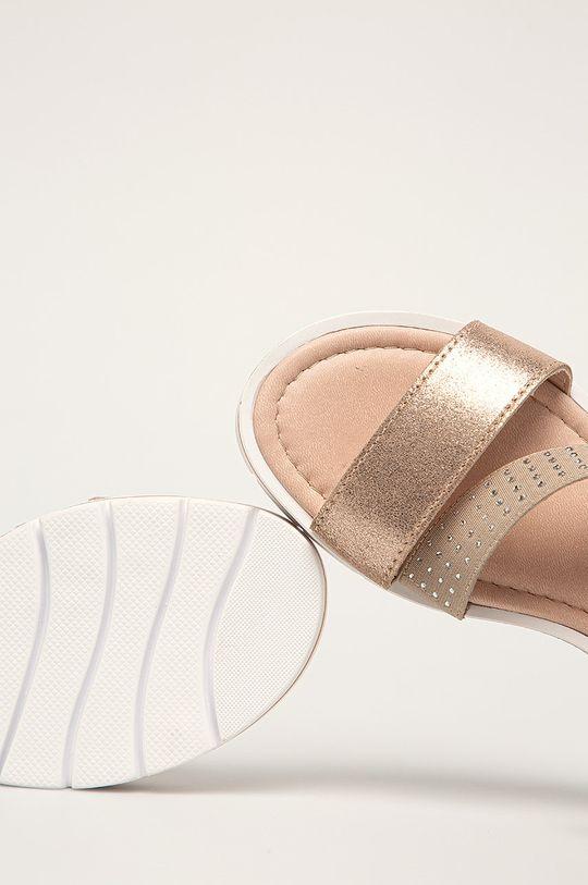 ružovo-červená Marco Tozzi - Sandále