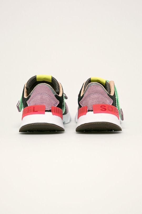 Sorel - Topánky Kinetic Lite Strap sivá