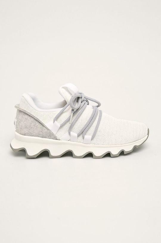 biały Sorel - Buty Kinetic Lace Damski