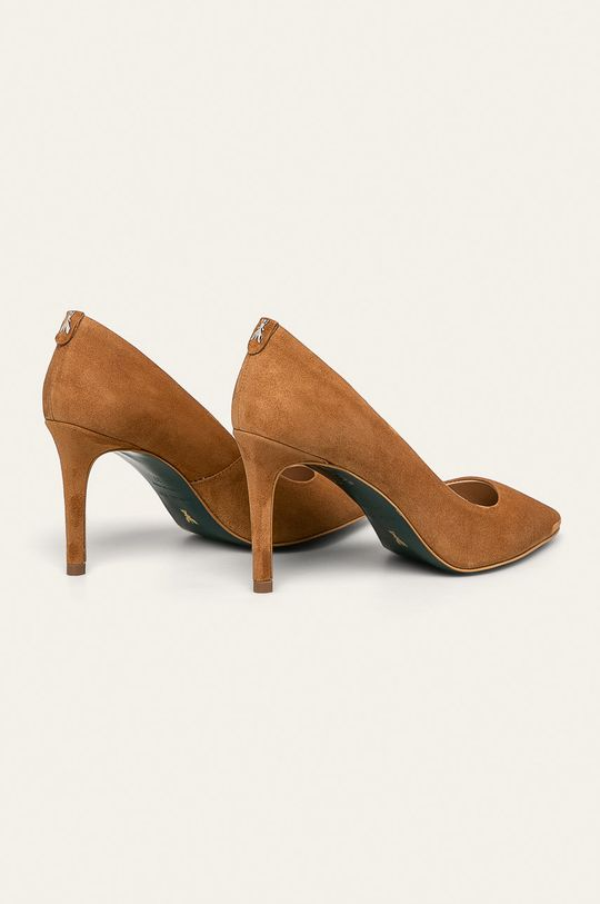 Patrizia Pepe - Stilettos de piele Gamba: Piele intoarsa Interiorul: Piele naturala Talpa: Material sintetic