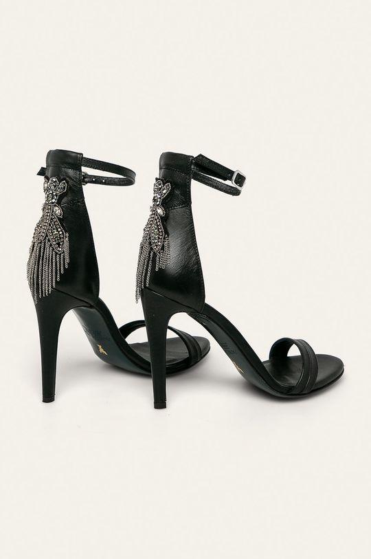 Patrizia Pepe - Sandale de piele Gamba: Piele naturala Interiorul: Piele naturala Talpa: Material sintetic, Piele naturala