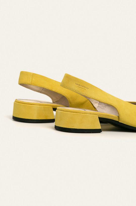 Vagabond - Шкіряні туфлі Joyce  Халяви: Замша Внутрішня частина: Натуральна шкіра Підошва: Синтетичний матеріал