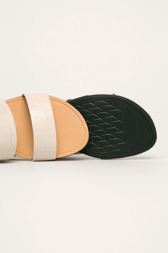 biały Vagabond - Sandały skórzane Tia