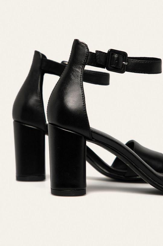Vagabond - Kožené sandále Penny  Zvršok: Prírodná koža Vnútro: Prírodná koža Podšívka: Syntetická látka