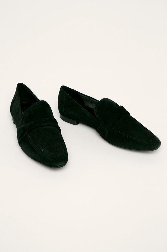 Vagabond - Mocasini de piele Celia negru