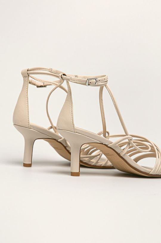 Vagabond - Шкіряні сандалі Amanda  Халяви: Натуральна шкіра Внутрішня частина: Натуральна шкіра Підошва: Синтетичний матеріал