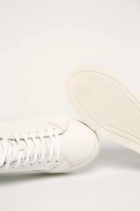 biela Vagabond - Kožená obuv Judy