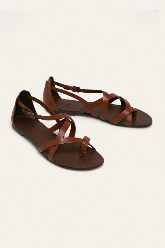 Vagabond - Sandały Tia brązowy