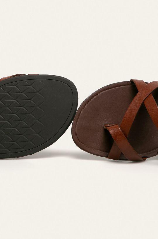 brązowy Vagabond - Sandały Tia