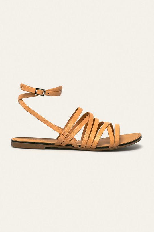 culoarea tenului Vagabond - Sandale de piele Tia De femei