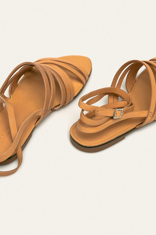 Vagabond - Sandale de piele Tia Gamba: Piele naturala Interiorul: Piele naturala Talpa: Material sintetic
