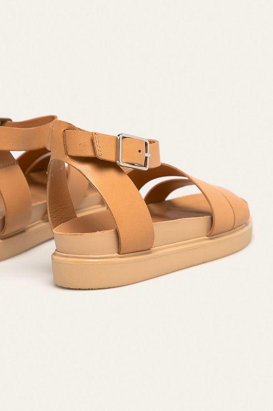 Vagabond - Kožené sandále Erin  Zvršok: Prírodná koža Vnútro: Prírodná koža Podrážka: Syntetická látka