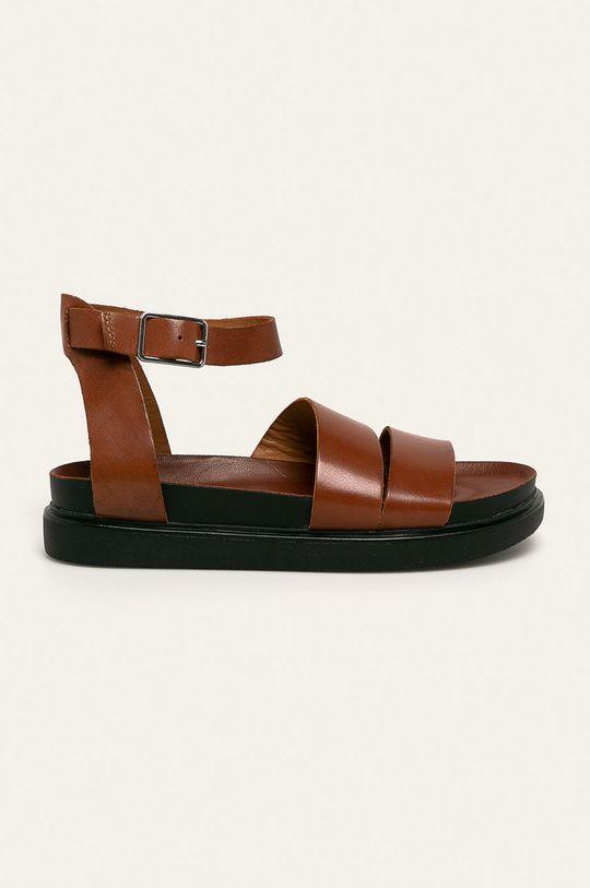 maro Vagabond - Sandale de piele Erin De femei