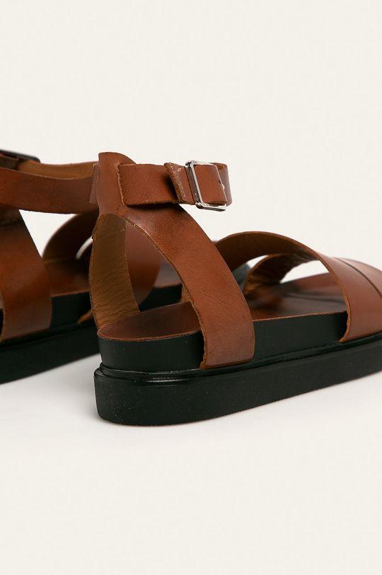 Vagabond - Sandale de piele Erin Gamba: Piele naturala Interiorul: Piele naturala Talpa: Alt material
