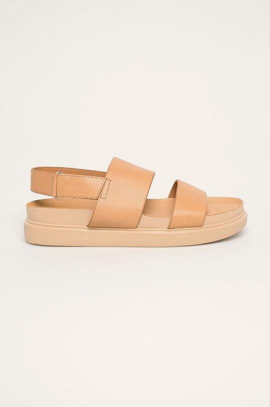 culoarea tenului Vagabond - Sandale de piele Erin De femei