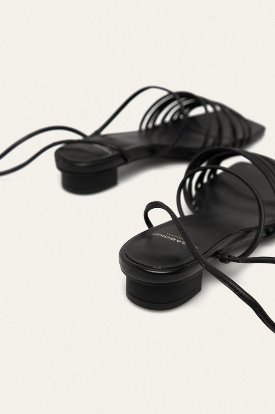 Vagabond - Sandały skórzane Anni Cholewka: Skóra naturalna, Wnętrze: Skóra naturalna, Podeszwa: Materiał syntetyczny