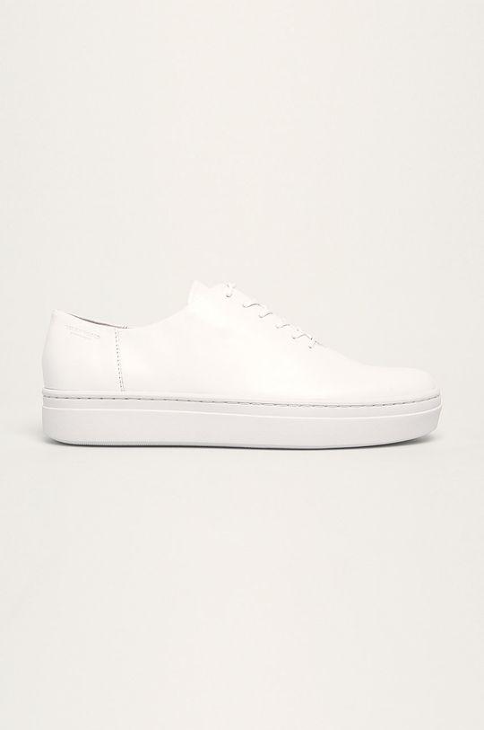biela Vagabond - Kožená obuv Camille Dámsky