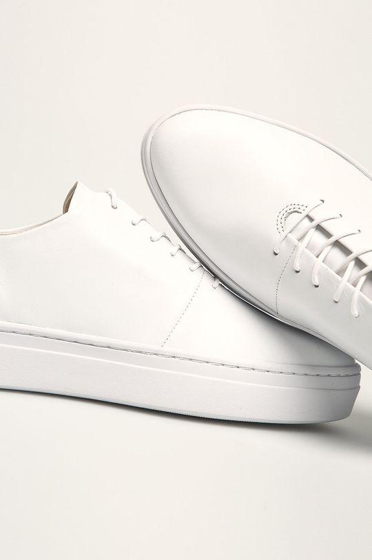 biela Vagabond - Kožená obuv Camille