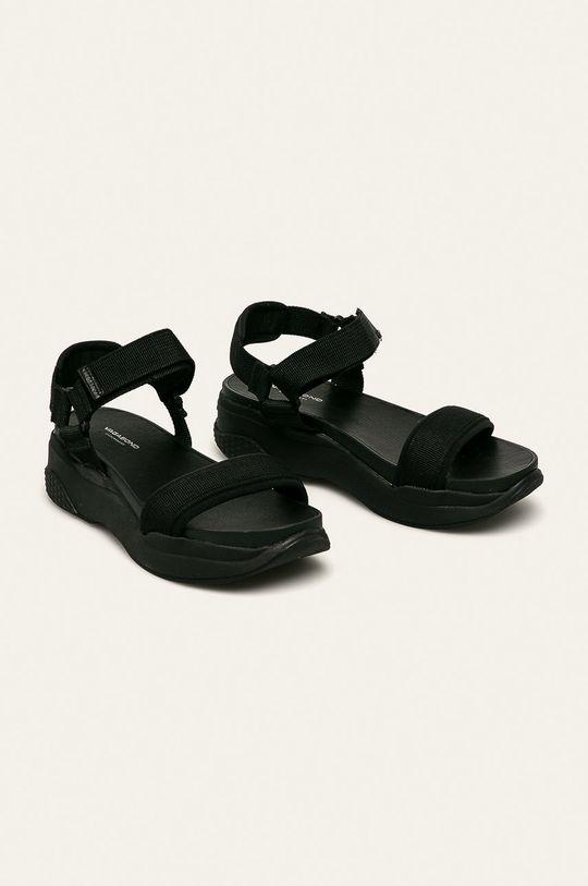 Vagabond - Sandály Lori černá