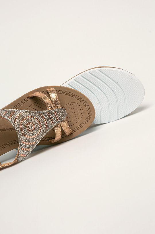 zlatá Truffle Collection - Sandále