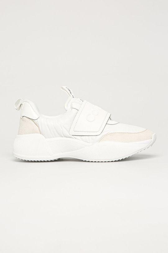 biela Calvin Klein - Topánky Dámsky