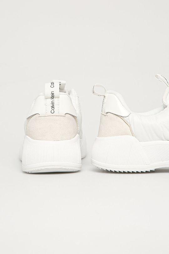 Calvin Klein - Topánky  Zvršok: Textil, Prírodná koža Vnútro: Syntetická látka, Textil Podrážka: Syntetická látka