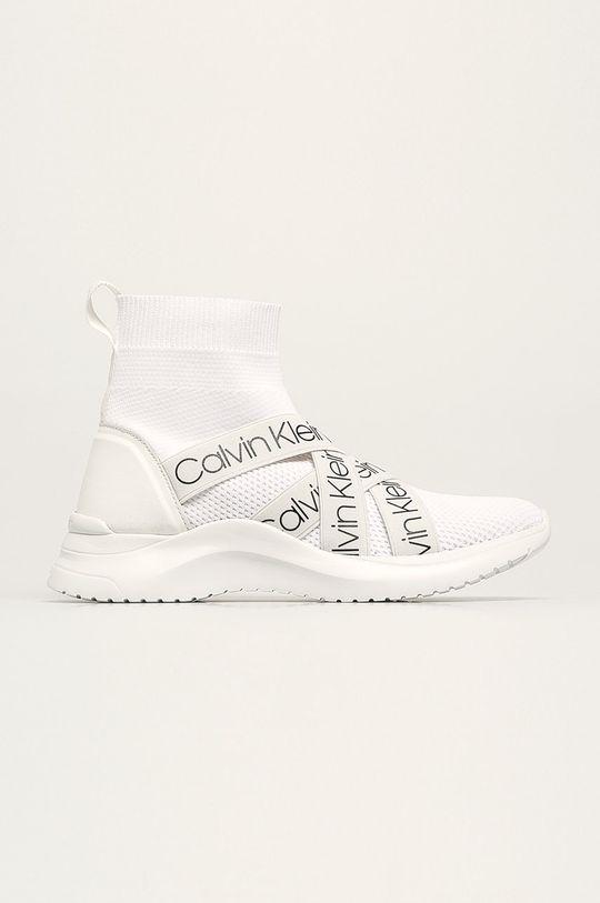 білий Calvin Klein - Черевики Жіночий