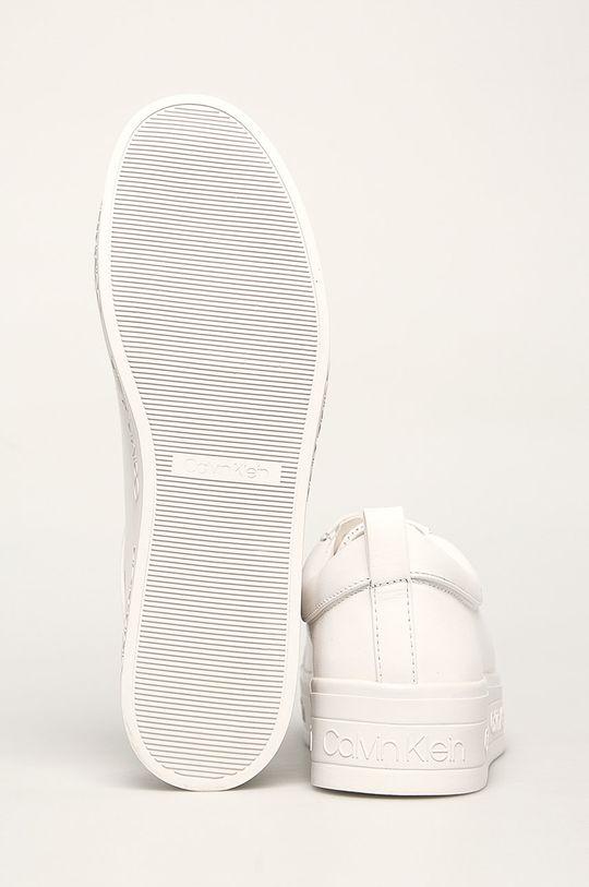 Calvin Klein - Kožené boty Dámský