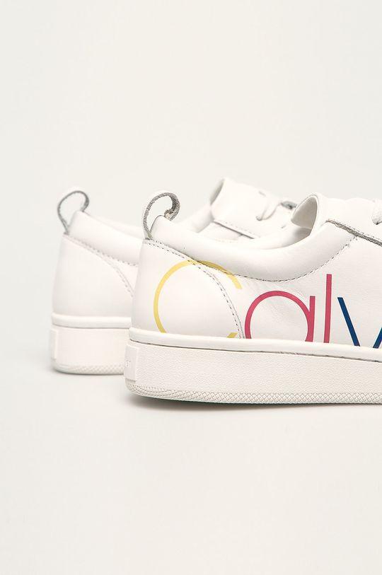 Calvin Klein - Шкіряні черевики  Халяви: Натуральна шкіра Внутрішня частина: Синтетичний матеріал Підошва: Синтетичний матеріал
