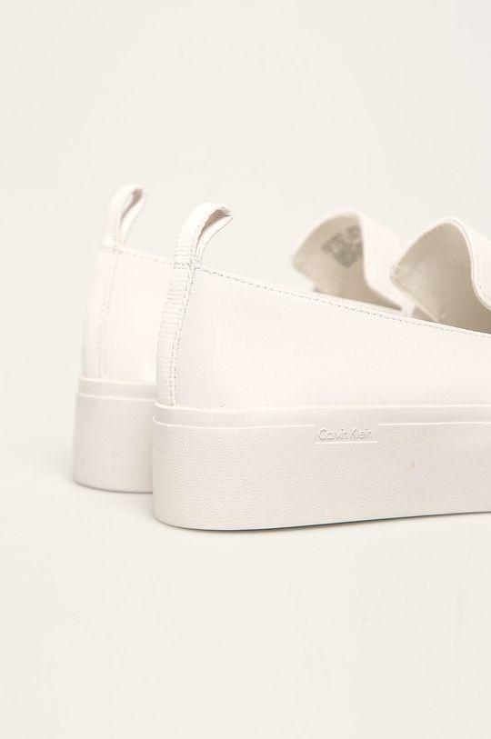 Calvin Klein - Tenisky  Svršek: Textilní materiál Vnitřek: Umělá hmota, Textilní materiál Podrážka: Umělá hmota