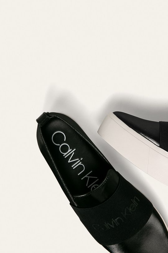 černá Calvin Klein - Tenisky