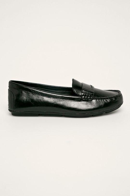 čierna Calvin Klein - Mokasíny Dámsky