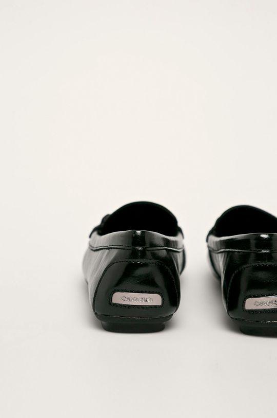 černá Calvin Klein - Mokasíny