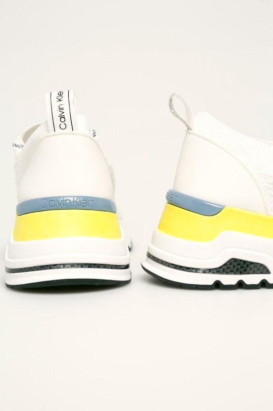 Calvin Klein - Boty E7980 Svršek: Umělá hmota, Textilní materiál Vnitřek: Textilní materiál Podrážka: Umělá hmota