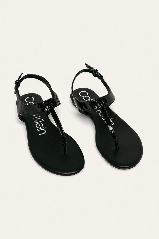 Calvin Klein - Sandały czarny