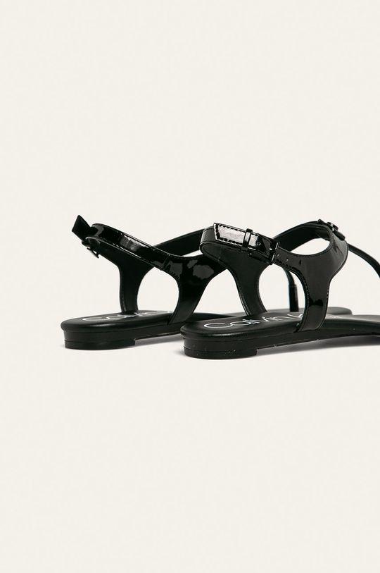 Calvin Klein - Sandały Materiał syntetyczny, Cholewka: Materiał syntetyczny, Wnętrze: Materiał syntetyczny, Podeszwa: Materiał syntetyczny
