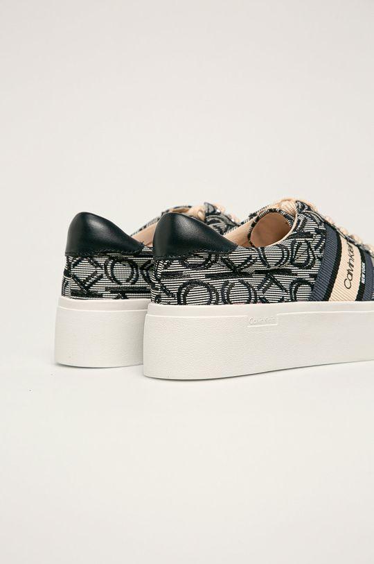 Calvin Klein - Topánky  Zvršok: Syntetická látka, Textil Vnútro: Textil Podrážka: Syntetická látka