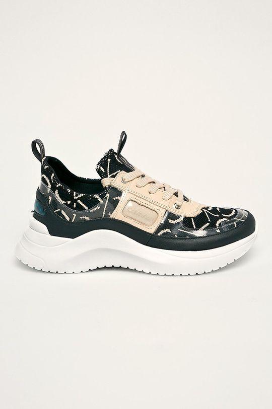 bleumarin Calvin Klein - Pantofi De femei