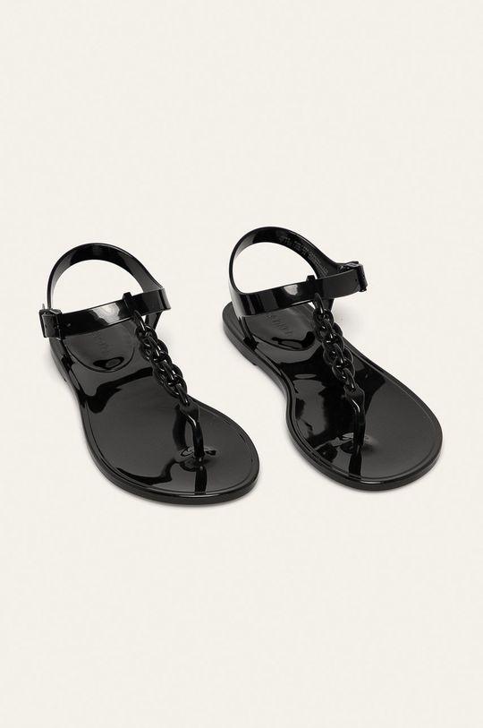 Calvin Klein - Sandály černá