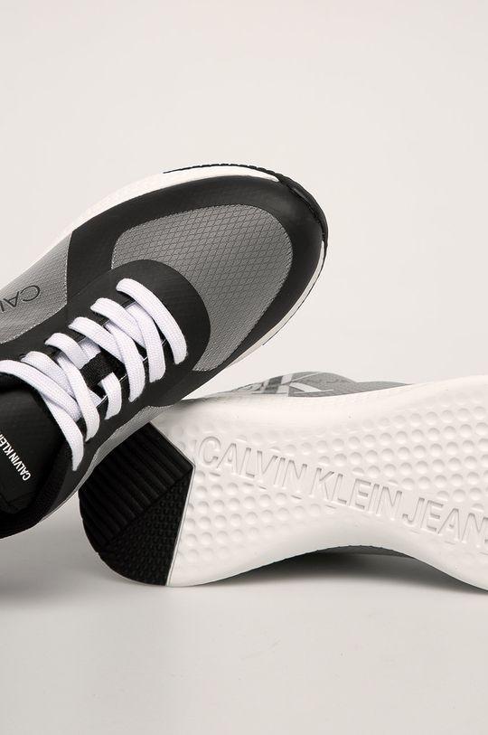 negru Calvin Klein Jeans - Pantofi
